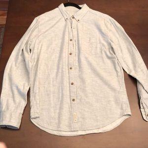AE button up shirt size men's medium